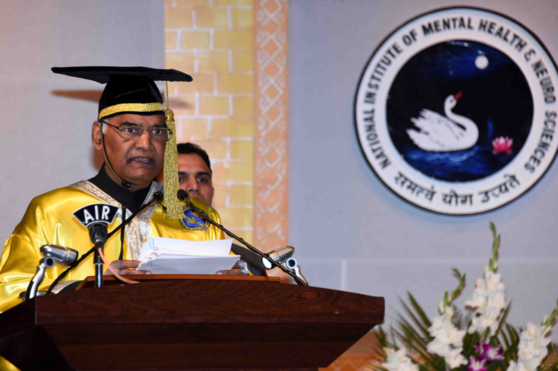 ADDRESS BY THE PRESIDENT OF INDIA, SHRI RAM NATH KOVIND AT THE 22ND CONVOCATION