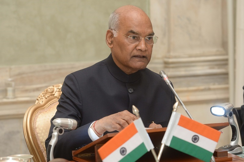 ADDRESS BY THE PRESIDENT OF INDIA, SHRI RAM NATH KOVIND ON THE OCCASION OF LAUNC