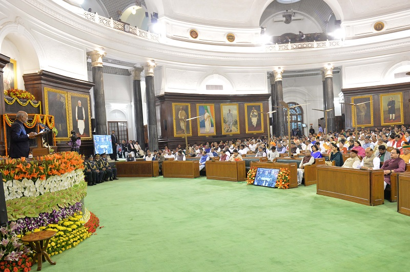 ADDRESS BY THE PRESIDENT OF INDIA, SHRI RAM NATH KOVIND AT THE INAUGURAL FUNCTIO